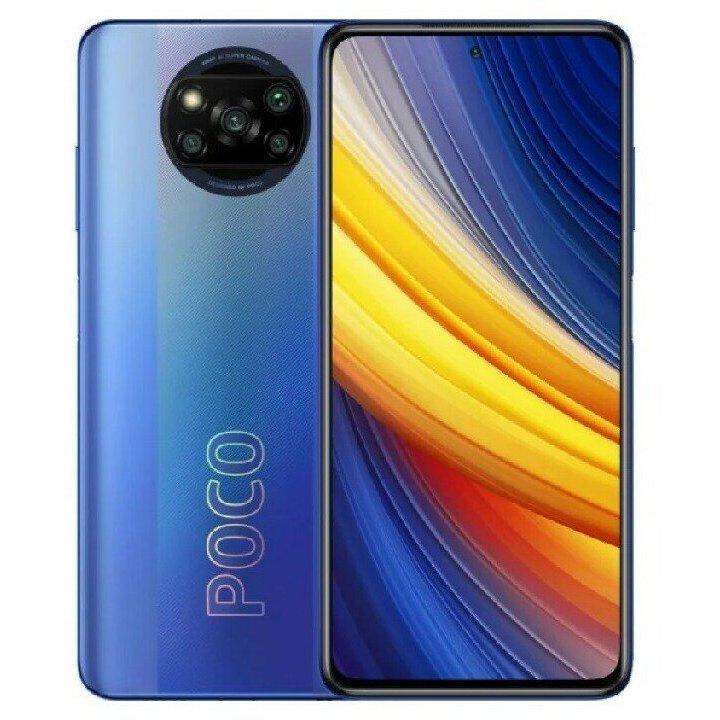 Смартфон Xiaomi Poco X3 Pro 8/256GB Синий/Frost Blue Global
