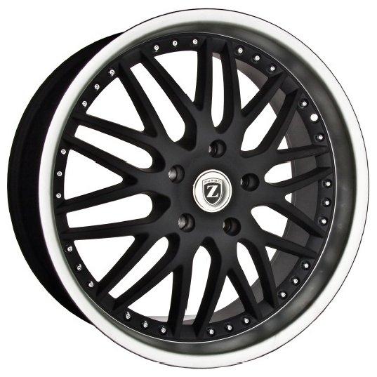 Zumbo Wheels F020 8.5x20/5x130 D84.1 ET45 MBML фото, картинка slide1