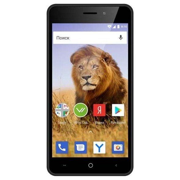 Смартфон VERTEX NEW Impress Lion Dual Cam