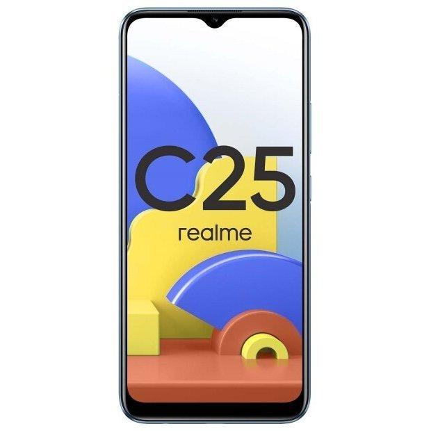 Смартфон realme C25 NFC 4/64GB