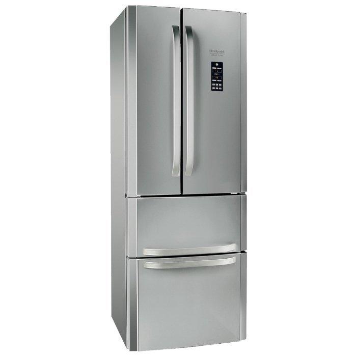 Отзывы покупателей о Холодильник Side-by-Side Hotpoint-Ariston E4DG AAA X O3 на сайте интернет-магазина Корпорация Центр