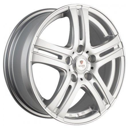 Wiger WGS0406 6.5x16/5x114.3 D67.1 ET38 Silver
