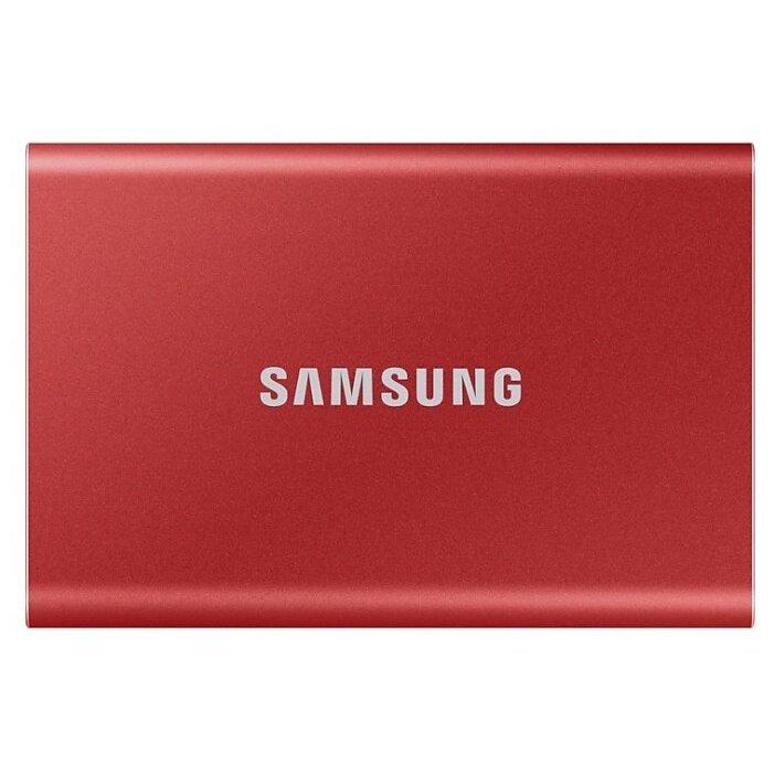 Samsung Portable SSD T7 500 ГБ