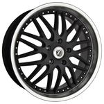 Zumbo Wheels F020 8.5x20/5x130 D84.1 ET45 MBML