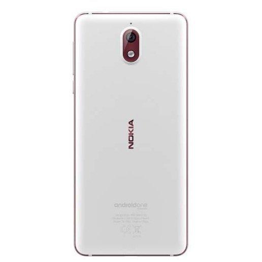 f918fc8fd8f57 Смартфон Nokia 3.1 DS TA-1063 11ES2B01A01 / отзывы владельцев ...