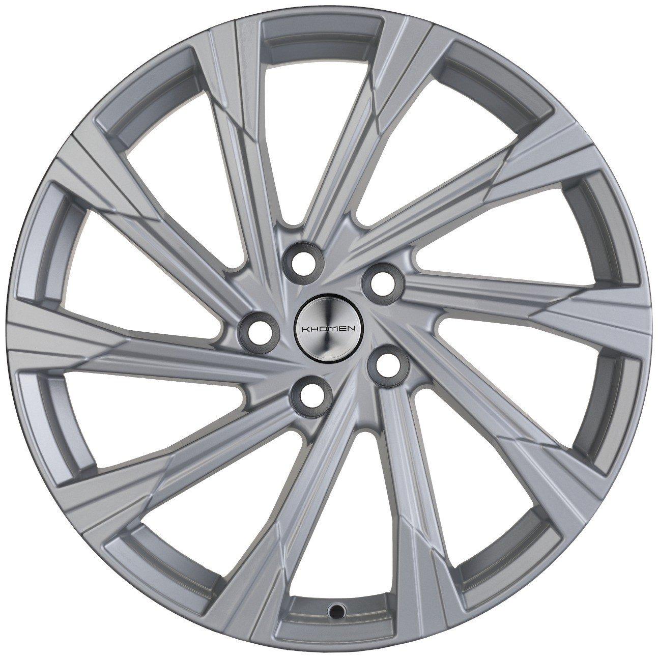 Колесный диск Khomen Wheels KH1901 7.5x19 PCD 5x114.3 DIA 60.1 ET40