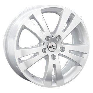 LegeArtis VW65 7x17/5x120 D65.1 ET55 White