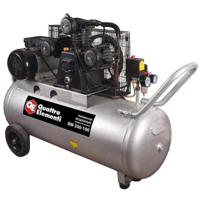 масляный Quattro Elementi BW-500-100, 100 л, 2.25 кВт