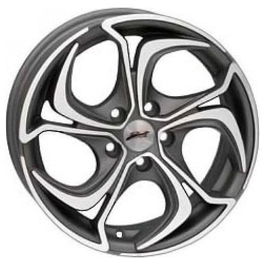 RS Wheels 586J 6.5x15/5x108 D63.4 ET45 MG фото, картинка slide1