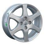 LegeArtis SZ11 6x15/4x100 D54.1 ET45 Silver