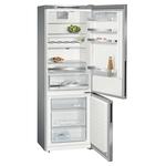 Холодильник Siemens KG49EAW43 белый / отзывы владельцев, характеристики, цены, где купить