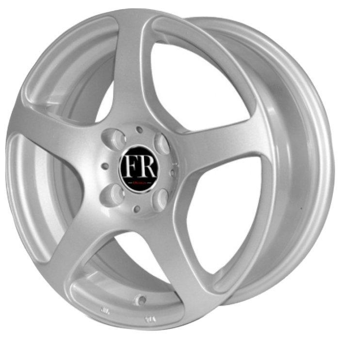 FR Design 221/01 6x14/4x98 D58.6 ET35 Silver