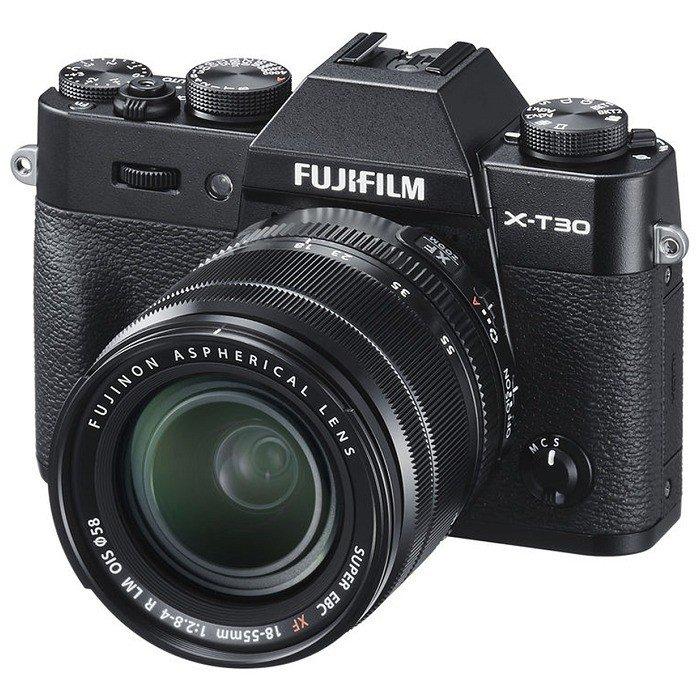 Fujifilm X-T30 Kit XF18-55 F2.8-4 R LM OIS Black