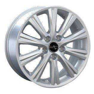 LegeArtis TY74 7x17/5x114.3 D60.1 ET45 Silver