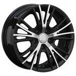 LS Wheels BY701 6.5x15/5x112 D73.1 ET40 BKF