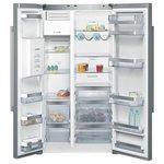 Холодильник Siemens KA62DS21 серебристый / отзывы владельцев, характеристики, цены, где купить
