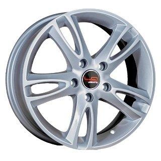 LegeArtis VW84 6x15/5x100 D57.1 ET40 Silver