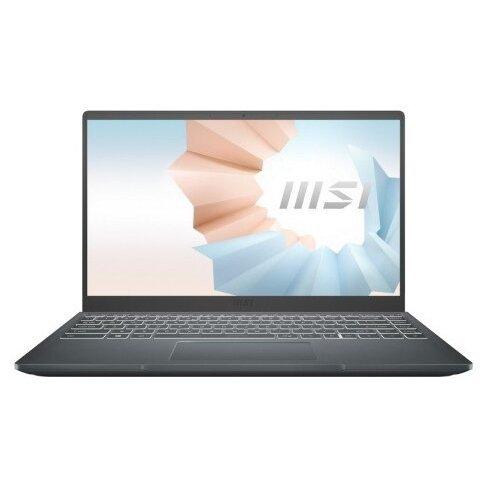 "MSI Modern 14 B11MOU-451RU (Intel Core i7 1165G7/14""/1920x1080/8 ГБ/512 ГБ SSD/Intel Iris Xe Graphics/Windows 10 Home)"