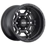 Ultra Wheel 178 Mongoose 8x16/6x139.7 D106.1 ET1 Satin Black