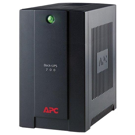 APC by Schneider Electric Back-UPS 700VA, 230V, AVR, IEC Sockets