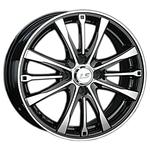 LS Wheels LS298 6x15/4x100 D73.1 ET45 BKF