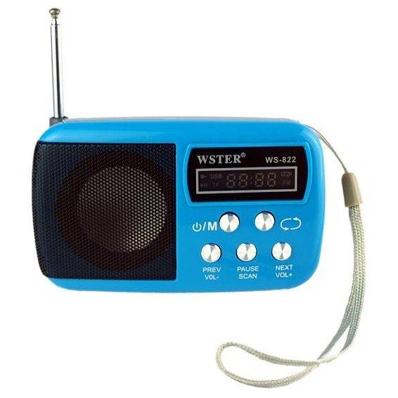 wster ws-259 как настроить радио