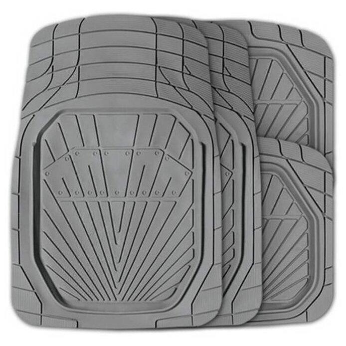 Комплект ковриков AUTOPROFI MAT-510 4 шт