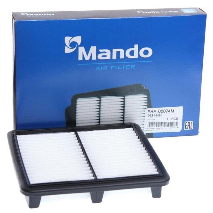 Панельный фильтр MANDO EAF00074M