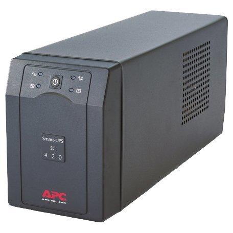 APC by Schneider Electric Smart-UPS SC 420VA 230V