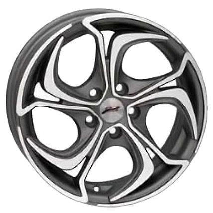 RS Wheels 586J 6.5x15/5x100 D57.1 ET43 GM