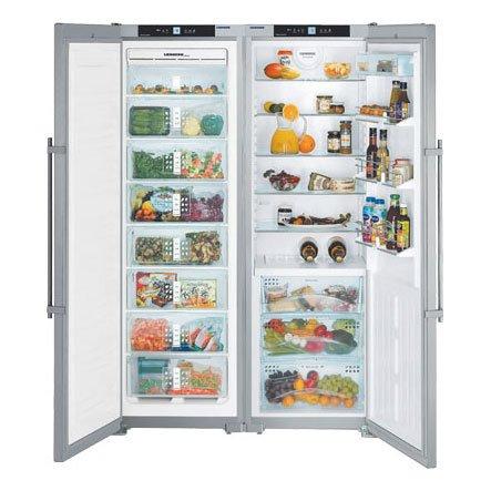 Холодильник Liebherr SBS 7253 / отзывы владельцев, характеристики, цены, где купить