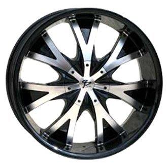 RS Wheels RSL 7057TL 9.5x22/6x135 D87 ET25 MB