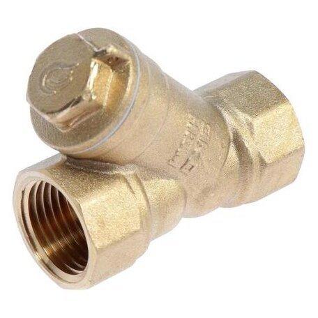 механической очистки ЭКО НОМ ФГЛ PN16 муфтовый (ВР/ВР), латунь, со сливом
