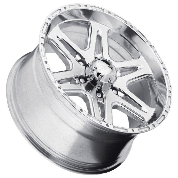 Ultra Wheel 207-208 Badlands 9x17/6x139.7 D108 ET0 Polished фото, картинка slide2