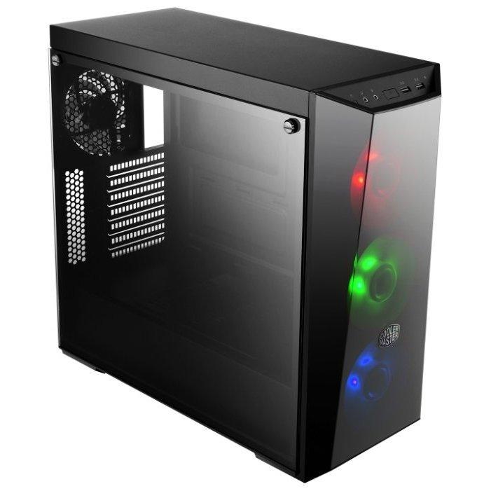 Cooler Master MasterBox 5 Lite RGB (MCW-L5S3-KGNN-02) w/o PSU Black