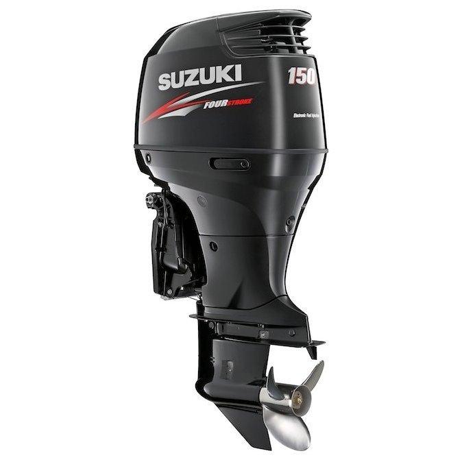 Подвесные лодочные моторы Suzuki