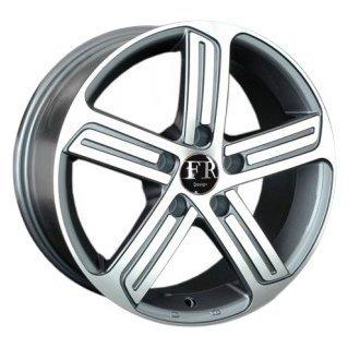 FR Design VW177 6.5x15/5x100 D57.1 ET40 GMF