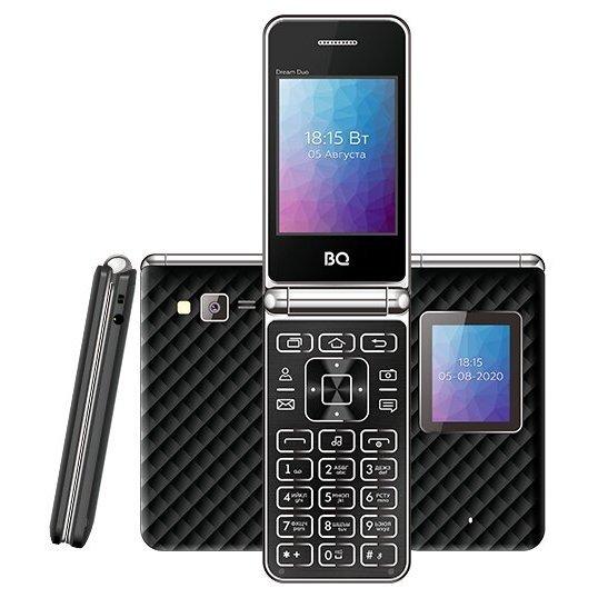 Телефон BQ 2446 Dream Duo