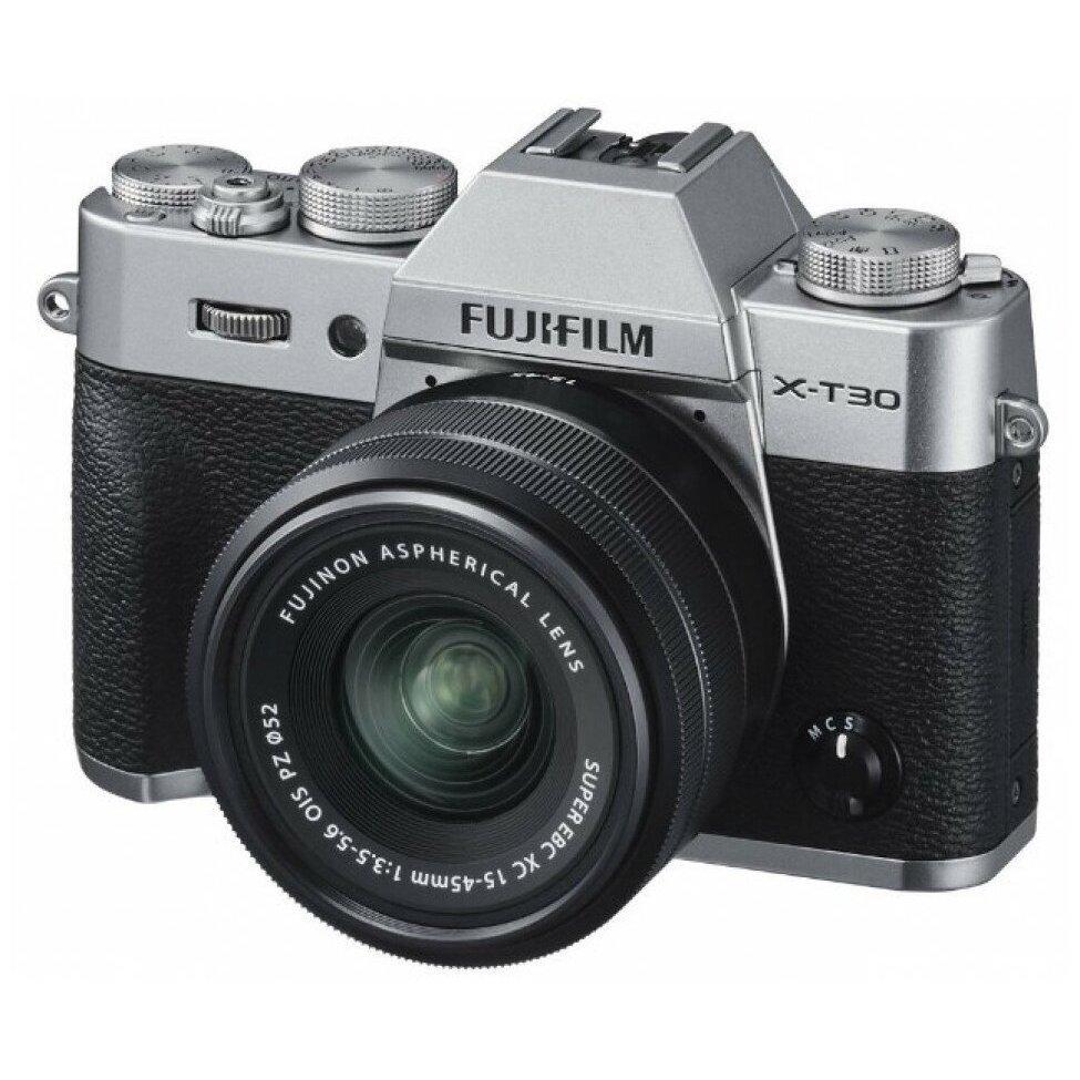Fujifilm X-T30 Kit 15-45mm серебро