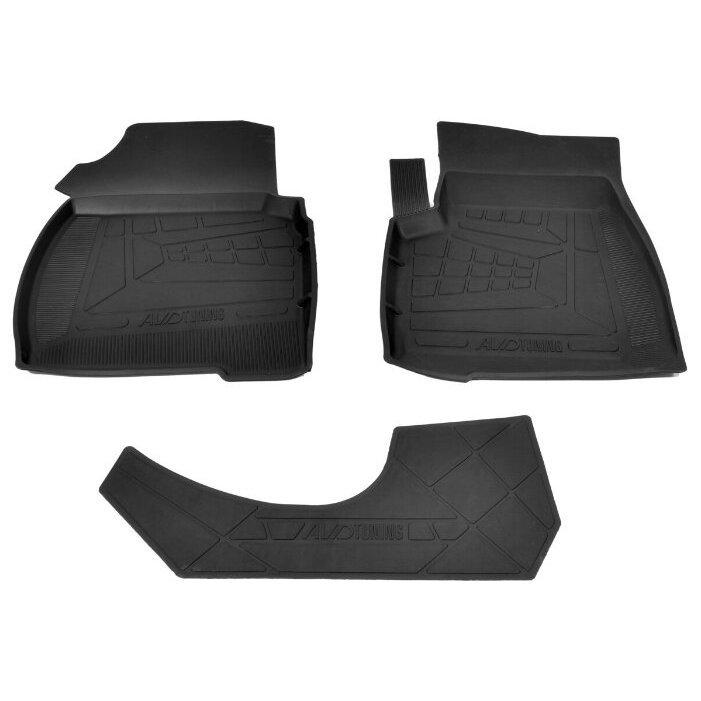 Комплект ковриков AVD Tuning ADRPLR305 3 шт