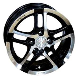 RS Wheels Z18 7x16/4x100 D67.1 ET40 MLCB