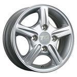 TGRACING LZ338 6x16/5x114.3 D73.1 ET45 Silver