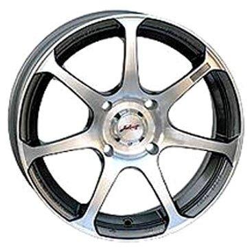 RS Wheels 713J 7x16/4x100/114.3 D73.1 ET38 MB