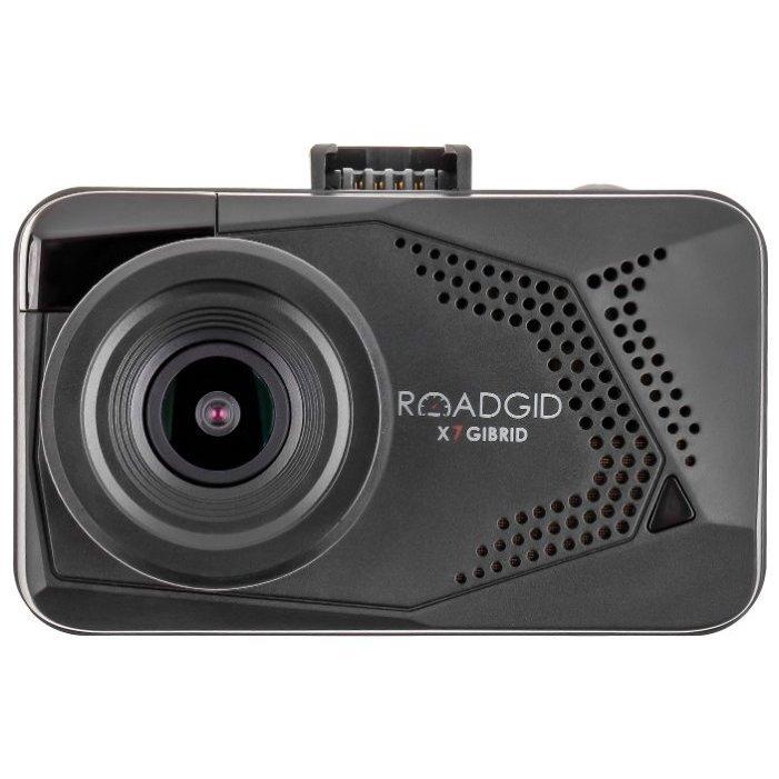 Видеорегистратор с радар-детектором Roadgid X7 Gibrid