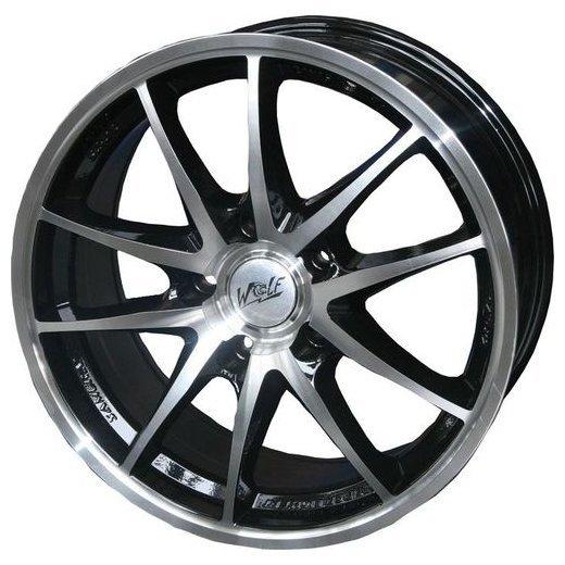 WOLF Wheels Imola 764 5.5x14/4x100 D67.1 ET35 MG фото, картинка slide1