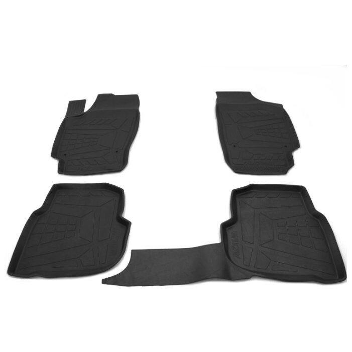 Комплект ковриков AVD Tuning ADRPLR272 Volkswagen Polo 4 шт