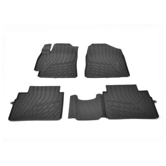 Комплект ковриков NorPlast NP11-LdC-31-063 Hyundai Elantra 4 шт