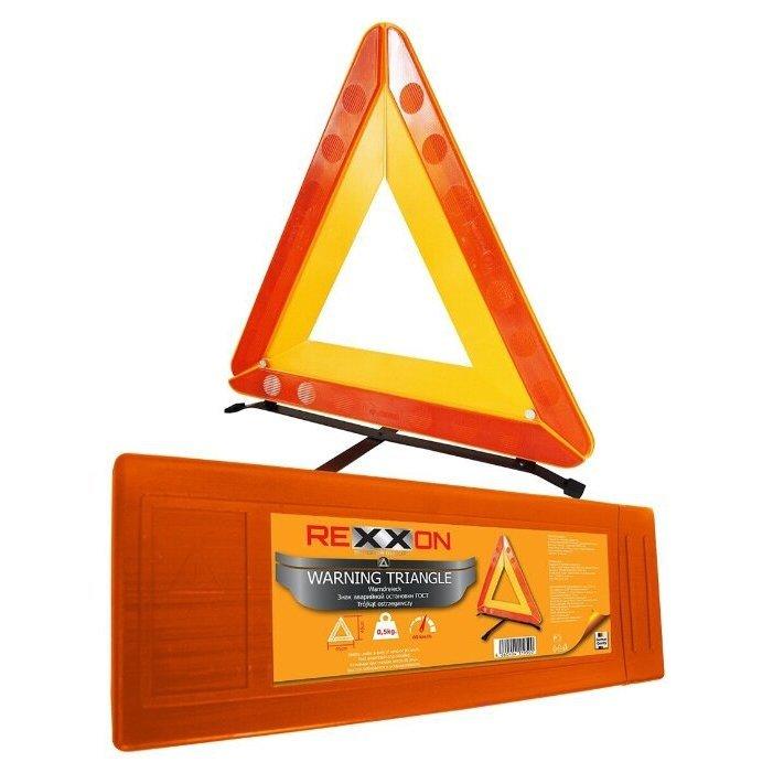 Знак аварийной остановки Rexxon ГОСТ (1-03-7-1-0)