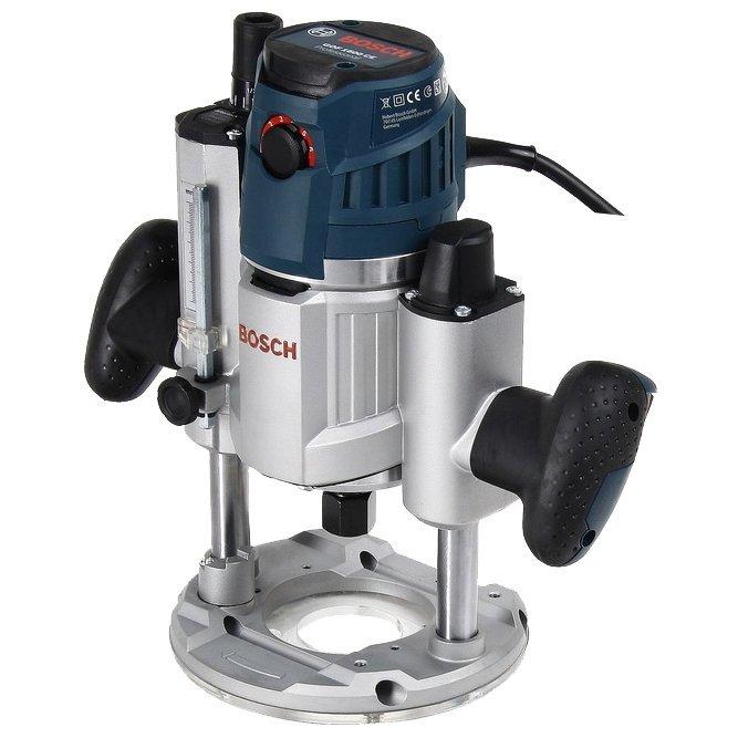 Bosch GMF 1600 CE Professional с упором + L-Boxx