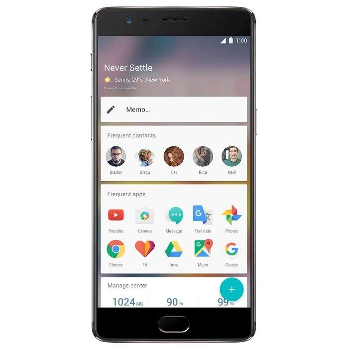 Смартфон ZTE Nubia Z17 Lite 6/64Gb черный / отзывы